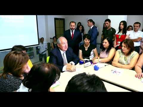 Հայաստանի Հանրապետության Նախագահ Արմեն Սարգսյանը այցելեց Dasaran կրթական կենտրոն