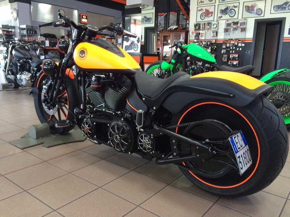 BEST CUSTOM OF HARLEY DAVIDSON BREAKOUT (PART 2) by Harley-Davidson Breakout