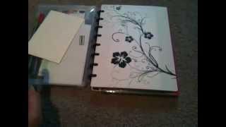 My ARC system Notebooks + desktop punch