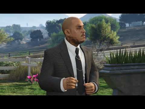 GTA 5 Online - Funeral Party