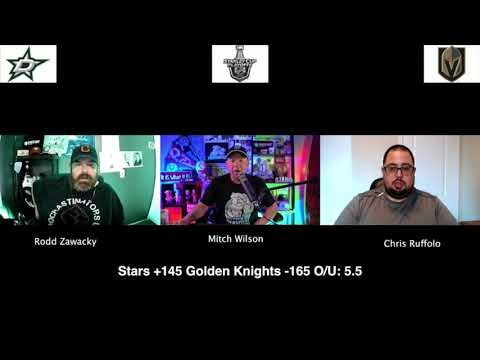 Vegas Golden Knights vs Dallas Stars 9/10/20 NHL Pick and Prediction Stanley Cup Playoffs