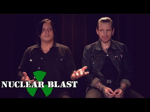 BLACK STAR RIDERS - Robert and Ricky on what fans can expect from this new album (OFFICIAL TRAILER)