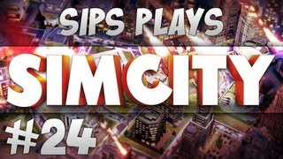 Sips Plays Sim City - Part 24 - Scrounging for Low Wealths