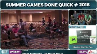 1080 Avalanche by Thursday in 0:36:19 - SGDQ2016 - Part 14