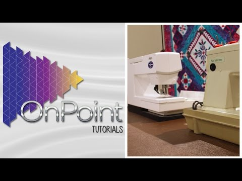 A Review of Machines for Machine Quilting (Ep. 206)