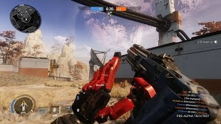 MY FIRST TIME PLAYING TITANFALL 2!