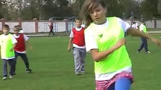 Відкриті уроки футболу в Пирятині