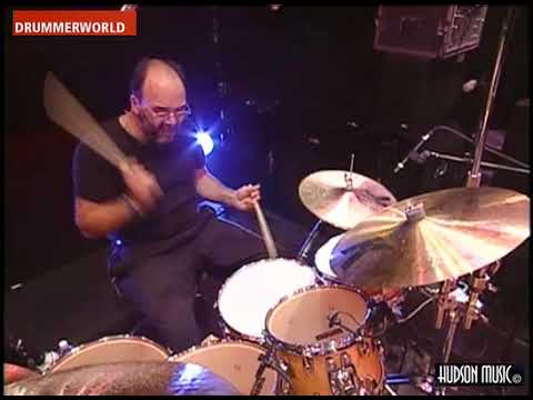 Peter Erskine: The Groove Drum Solo