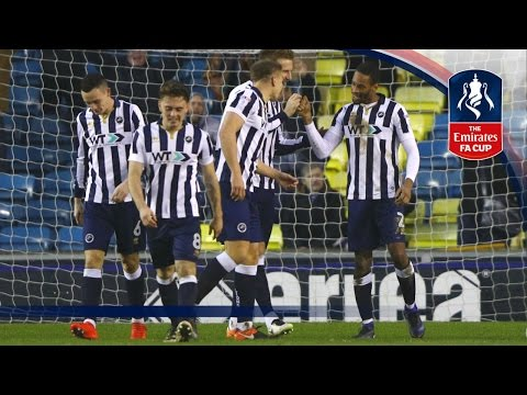 Millwall 3-0 Bournemouth - Emirates FA Cup 2016/17 (R3) | Goals & Highlights