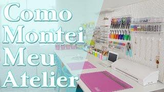 Video Como Montar um Atelier   DIYs PEGBOARD   Home Office   reforma parte 2   Viviane Magalhães download MP3, 3GP, MP4, WEBM, AVI, FLV September 2018