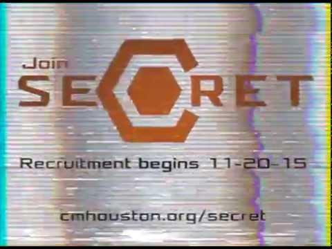 S.E.C.R.E.T. Laser Grid Training at Children's Museum of Houston