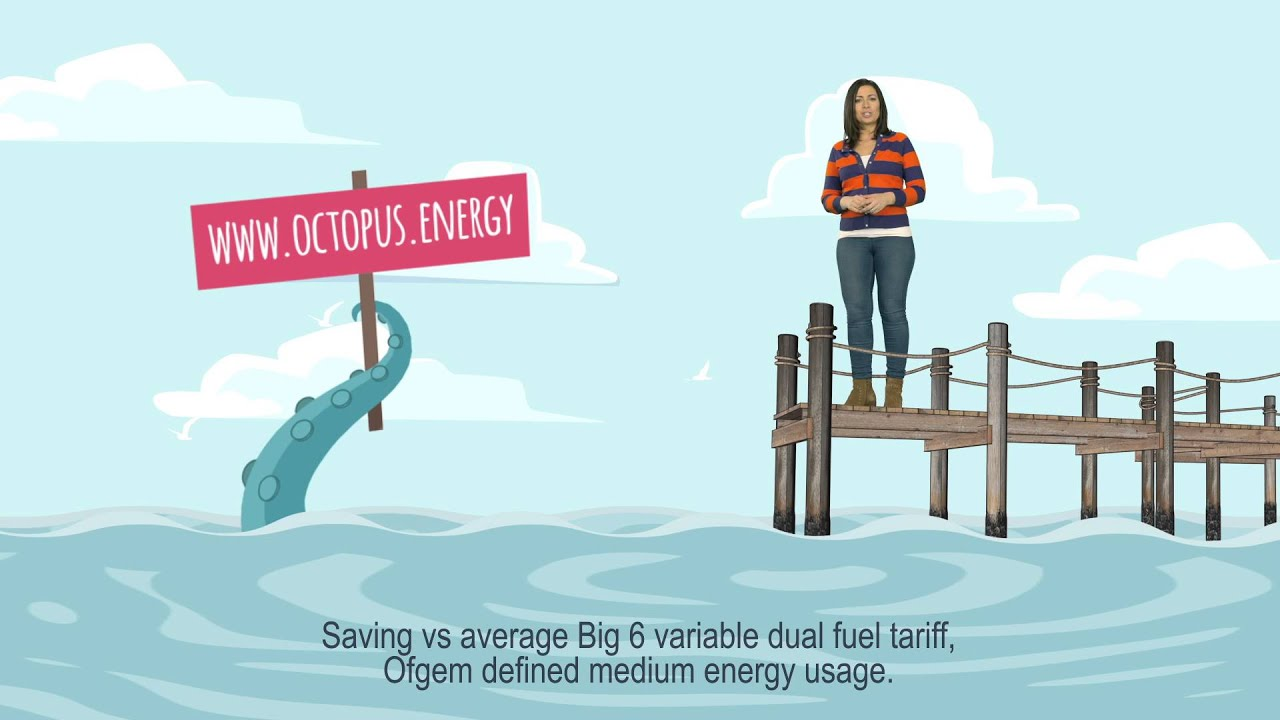 Octopus Energy: Switch in minutes and save