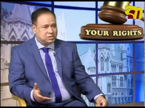 Barrister Monwar Hossain on Apnar Odhikar Bangla TV 02 May 2015