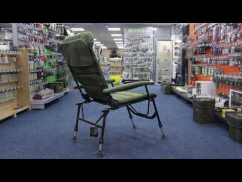 Fishing Republic | Sonik XTI Lounger Chair Hi Leg