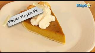 Thanksgiving Recipes: How To Make Pumpkin Pie