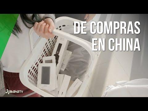 DE COMPRAS En Una Tienda De Xiaomi En China