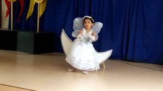 Video: Saanvi's 'Pari' Dance in Sanskaar Shcool