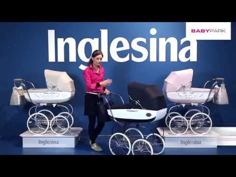 Inglesina Classica kinderwagen - Productvideo / Review NL/BE