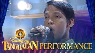 Ferdinand Nolasco   One in a Million You   Tawag ng Tanghalan
