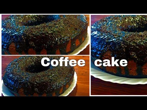 How To Make Chocolate Cake with coffe flavor تحضير كيك الشوكولاته بنكهة القهوة انصحك أن تجربها
