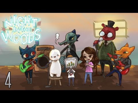 Cry Plays: Night in the Woods [P4]