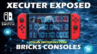 Nintendo Switch - Xecuter Stolen Dev Code & SX OS Bricking Consoles