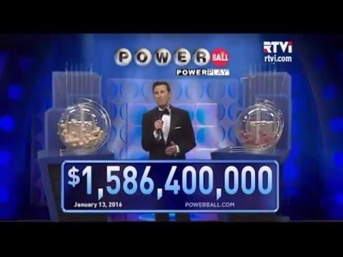 Лотерейная лихорадка: как в США выигрывают миллионы