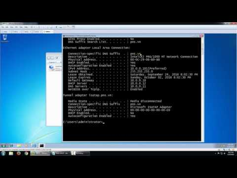 Use Command-Line  - Netsh DHCP : Add Reservations On DHCP