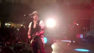 Slaughter and the Dogs Live @ Rebellion EMPRESS BALLROOM 8th Aug 2014