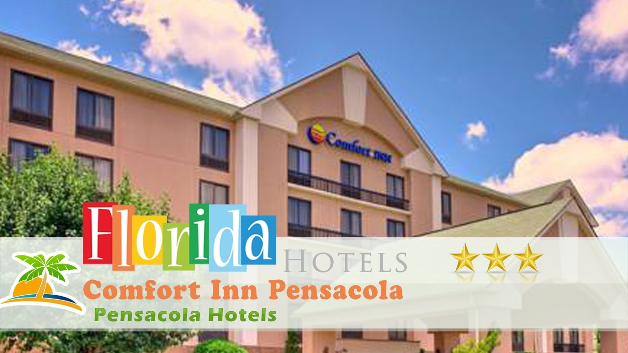 Comfort Inn Pensacola University Area Pensacola Hotels Florida