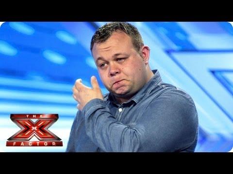 James McDonald sings Lately by Stevie Wonder- Room Auditions Week 3 - The X Factor 2013