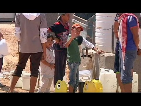 UN refugee chief: 15 million displaced from Syria and Iraq