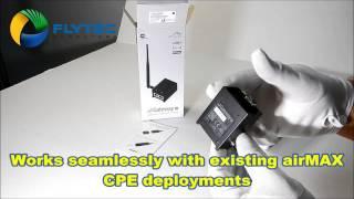 ubiquiti airgateway lr airmax 2 4ghz wireless access point