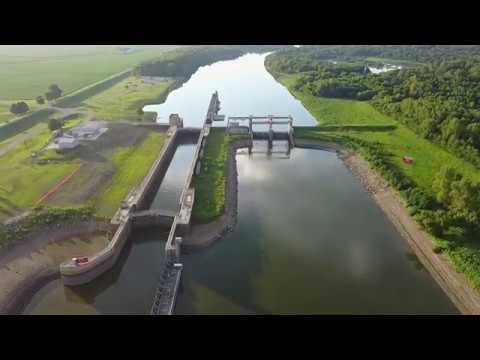 Kaskaskia Lock and Dam