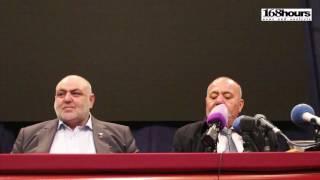 Մանվել Գրիգորյան, Սեյրան Սարոյան