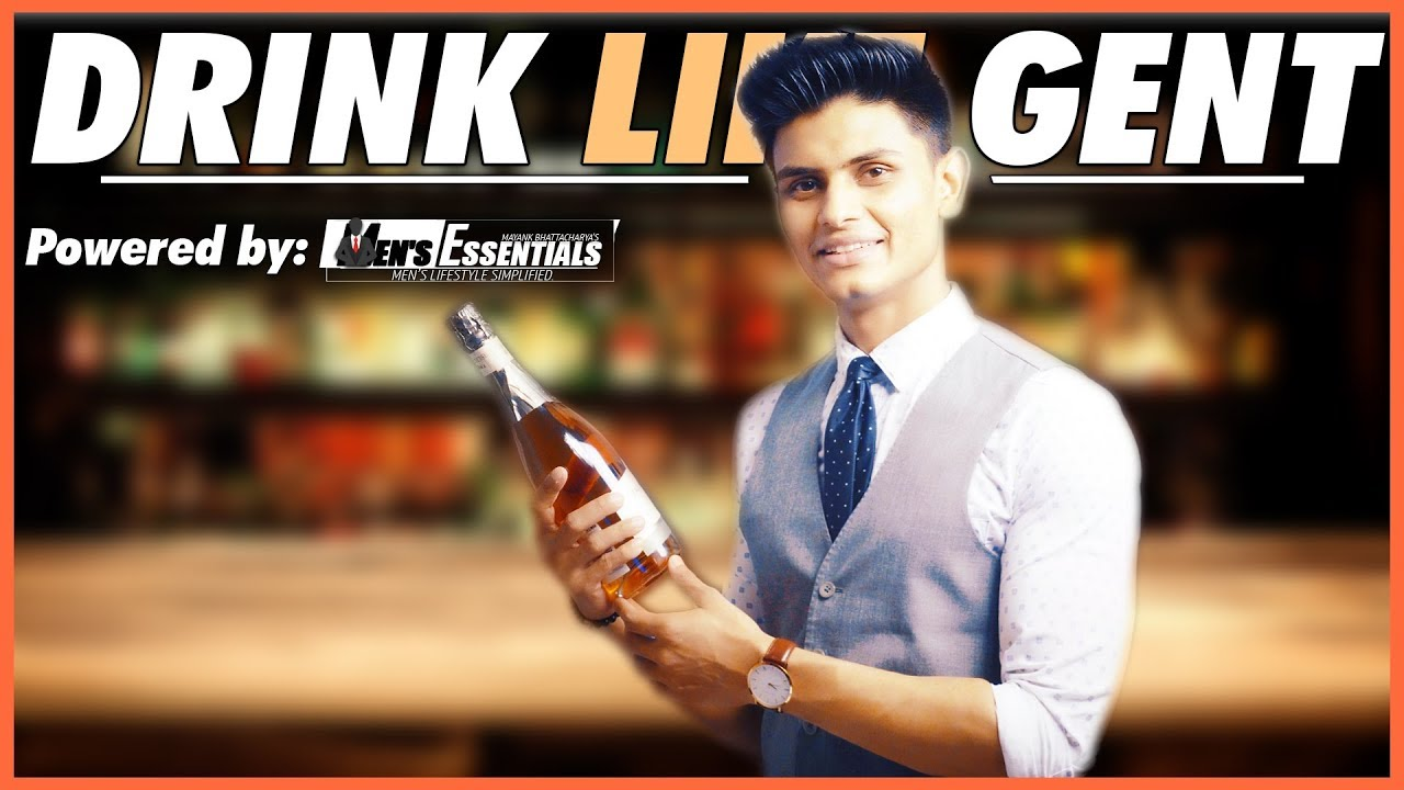Download How To DRINK LIKE a GENTLEMAN | 5 Alcohol TIPS EVERY INDIAN MAN Must KNOW | Mayank Bhattacharya