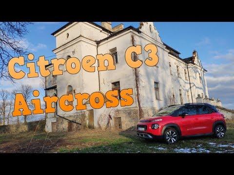 Citroen C3 Aircross 1.2 PureTech 110 Shine (2019) - test, recenzja, review szalonego crossovera