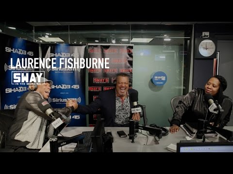Laurence Fishburne on Consciously Trying to Put the First Hip Hop Gangster on Screen