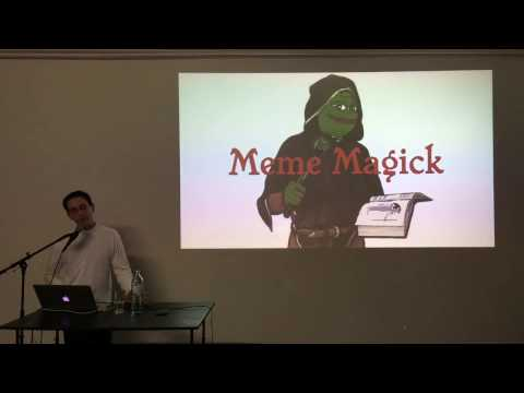 The Basilisk – A lecture by Daniel Keller at Spike Berlin