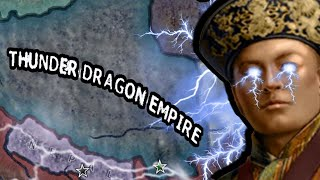 Rise Of The THUNDER DRAGON Empire - Hearts Of Iron 4 Hoi4-A2Z