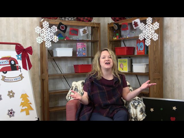 Storytime Adventures with Miss Tori: The Snowy Day