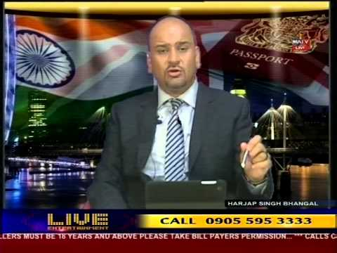 Harjap Bhangal Legal Solutions complete show 20150717