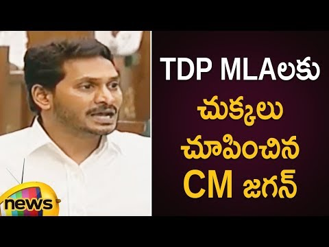 AP CM YS Jagan Fires On TDP MLA's | Assembly Session 2019 | AP Political Updates | YCP Vs TDP