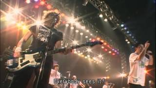 "Track 24 del DVD ""Live Typhoon"" de Kemuri, Heatbeat. From their DVD..."
