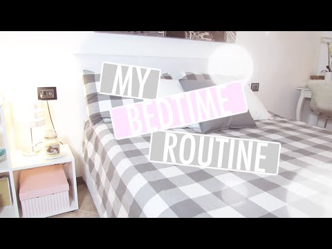 My Bedtime Routine -Summer Edition-