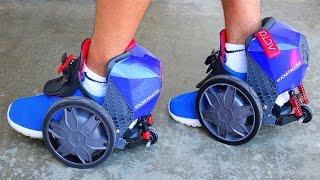5 skate pazzeschi che tutti vorrebbero avere!
