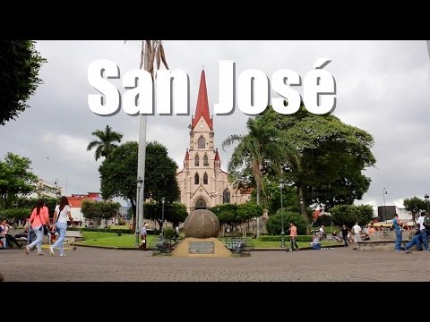 San Jose City Tour, Costa Rica