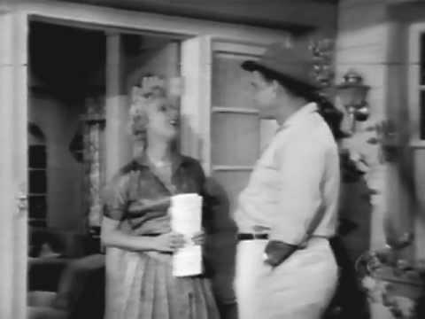 """I Married Joan S3-09 """"Manhole Cover"""" 11/24/1954"""