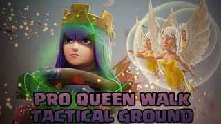 Queen Walk Pro Attacks | TH9 War Attacks | Clash Of Clans