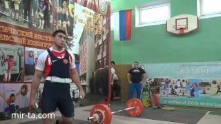 HUGAEV-94(150-180)=23-25.10.2014.Championship of Russia among students